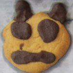 鬼クッキー作り